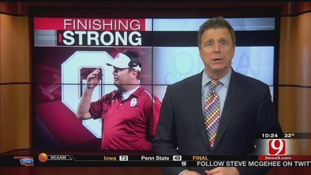 Sooners Finish Signing Day Strong