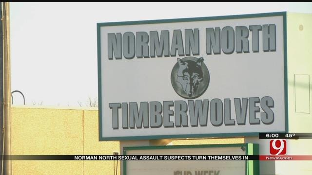 Norman North HS Wrestlers Make First Court Appearance