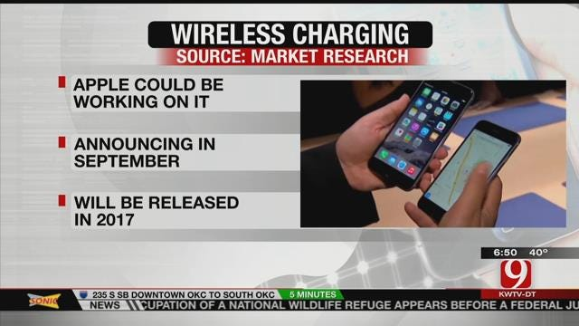 Apple Could Be Developing Wireless Charging Technology