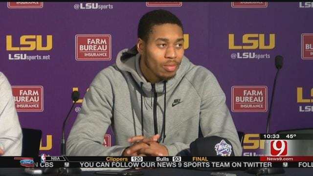 Better Game Against LSU: Hield Or Cousins?