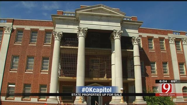 State Trying To Sell Under-Used Buildings To Raise Money