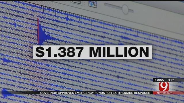 Emergency Earthquake Funds Means More Data, Staffing For State Agencies