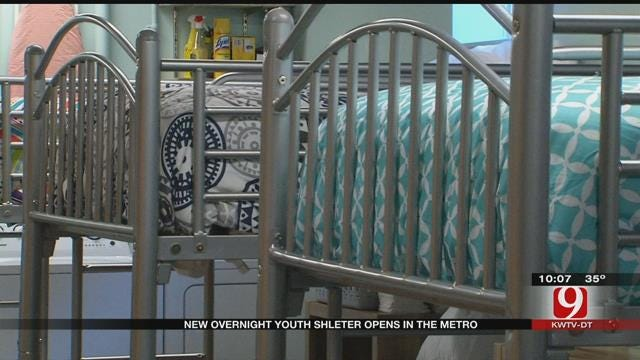 New Overnight Youth Shelter Set To Open In The Metro