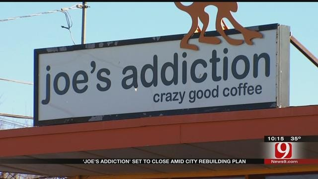 Joe's Addiction Coffee Shop In Valley Brook Set To Close