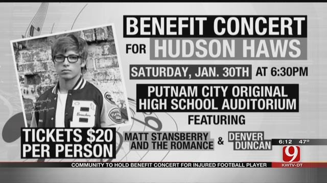 Community To Hold Benefit Concert For Injured Bethany HS Football Player
