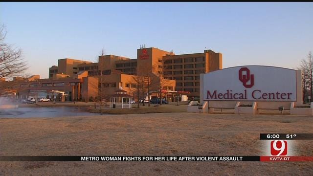 Severely Beaten And Left For Dead, OKC Woman Manages To Call 911