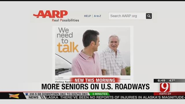 AARP Offering Smart Drivers Course For Seniors