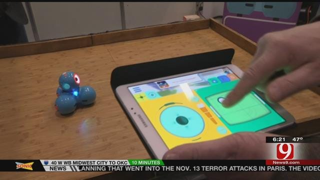New Device Helping Students Learn