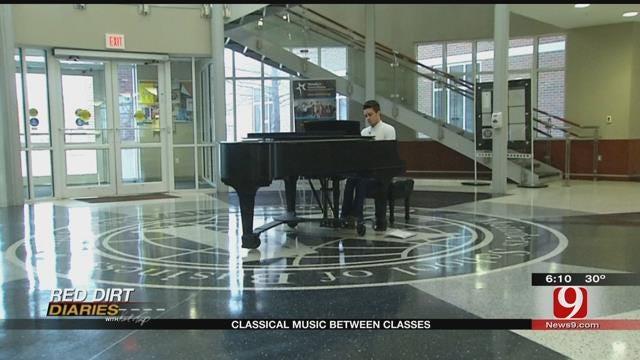 Red Dirt Diaries: Classical Music Between Classes At OCU