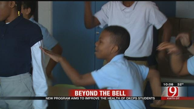 Beyond The Bell: Health Department Partners With OKCPS