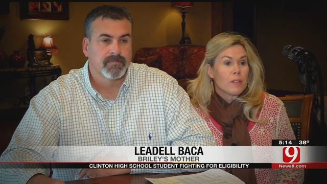 Clinton Student Fights For Eligibility To Play Basketball