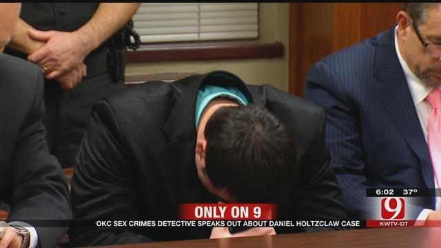 Head Sex Crimes Investigator In Holtzclaw Case To Speak Exclusively With News 9
