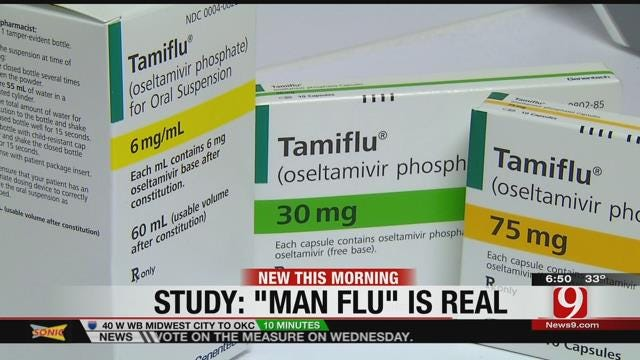 Is 'Man Flu' Real?