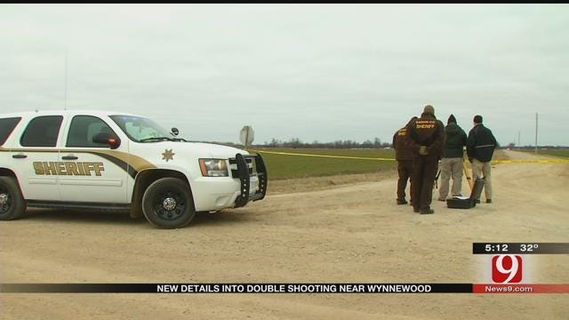 Police Release New Details Into Double Shooting Near Wynnewood