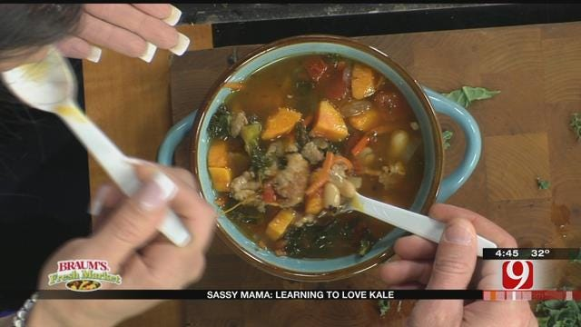 Kale and Sausage Soup