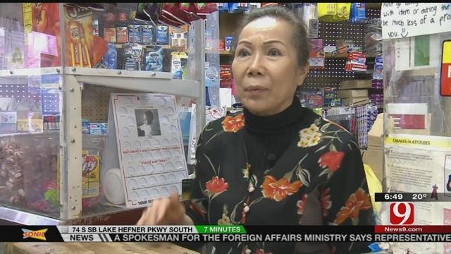 CAUGHT ON CAMERA: Missouri Store Clerk Shoots Back At Would-Be Robber