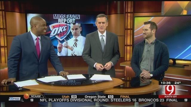 Steve McGehee & ESPN's Royce Young Talk Thunder