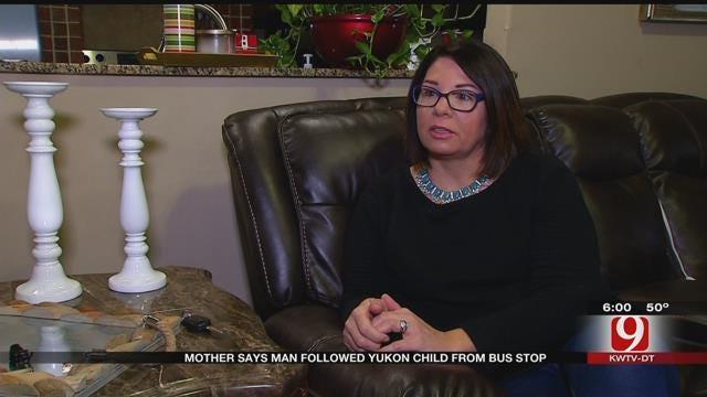 Yukon Mother Says Man Followed Daughter, No Police Response