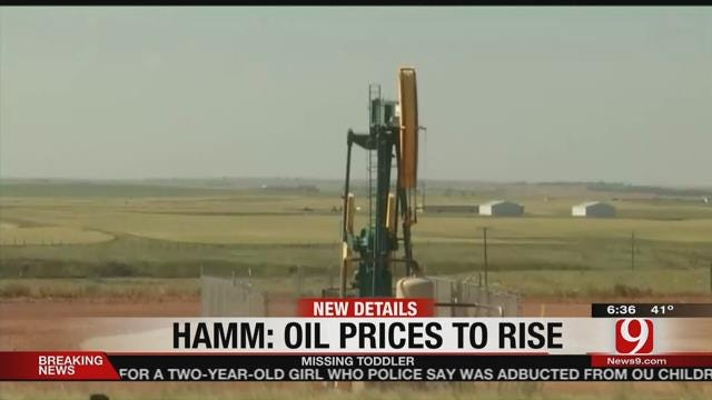 Harold Hamm: Oil Price Will Double By End Of 2016