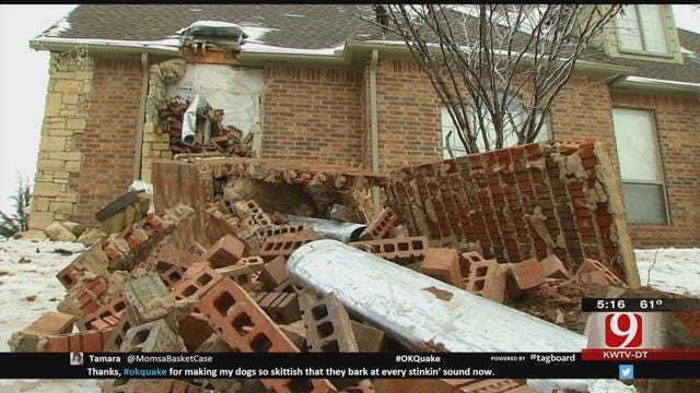 OKC Attorney Offers To Review Earthquake Policies For Free