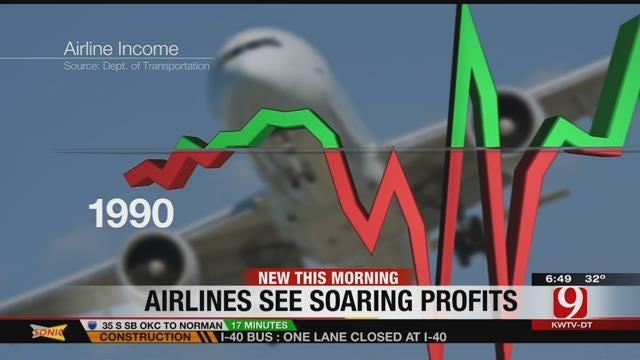 Three US Airlines Raise Ticket Prices