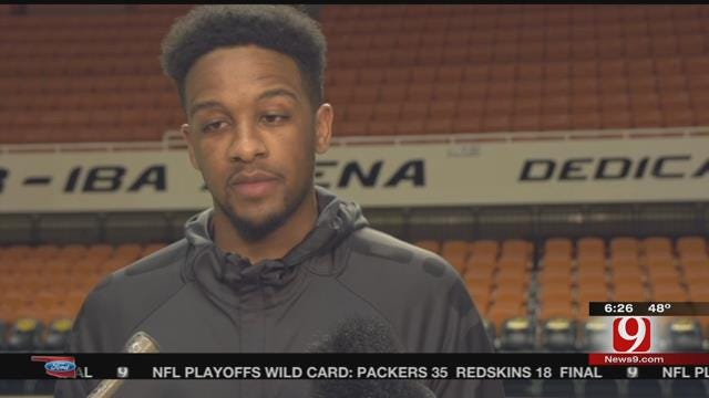 WATCH: Cowboys Have A Shot At Sooners