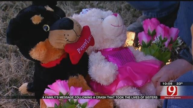 A Family's Message Following A Crash That Took The Lives Of Sisters