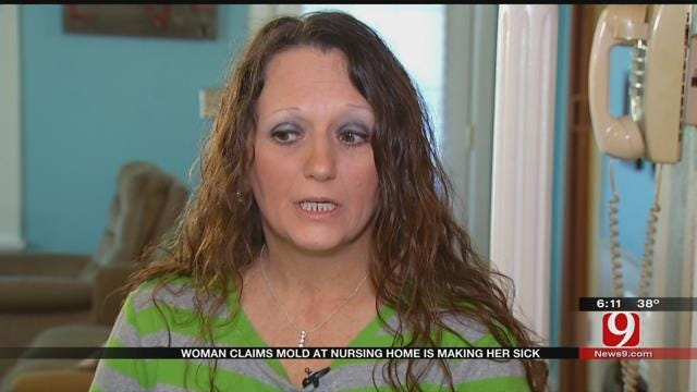 Nurse Claims Toxic Mold From Work Made Her Sick