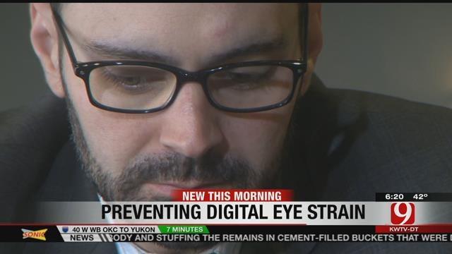 How To Prevent 'Digital Eye Strain'