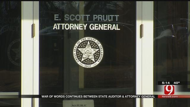 Attorney General, State Auditor Clash Over Mandatory Audit