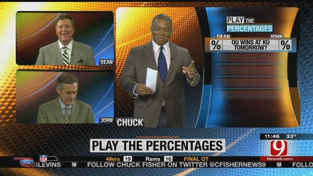 ORU Loses, Play The Percentages