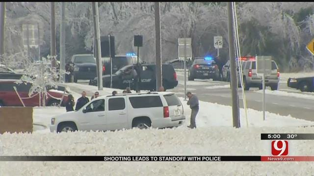 Police Investigating Shooting, Standoff In Yukon