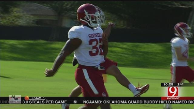 OU's Perine Doesn't Think This Clemson D Matches Up With Last Year's