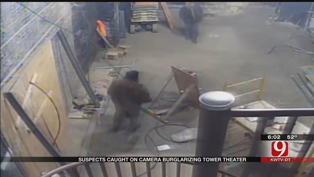 Pricey Electrical Equipment Stolen From Uptown 23rd Renovation Project