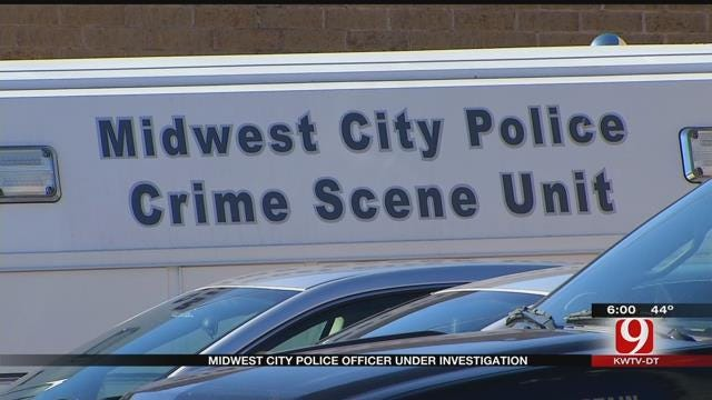 Former MWC Police Officer Accused Of Stealing, Pawning Evidence