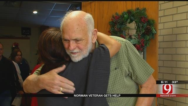 Metro Veterans Save Army Reservist From Losing Her Home At Christmas