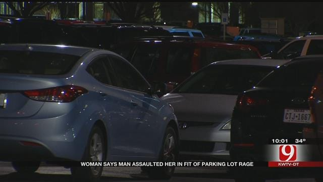 Woman Speaks Out After Dispute Over Parking Space Becomes Physical