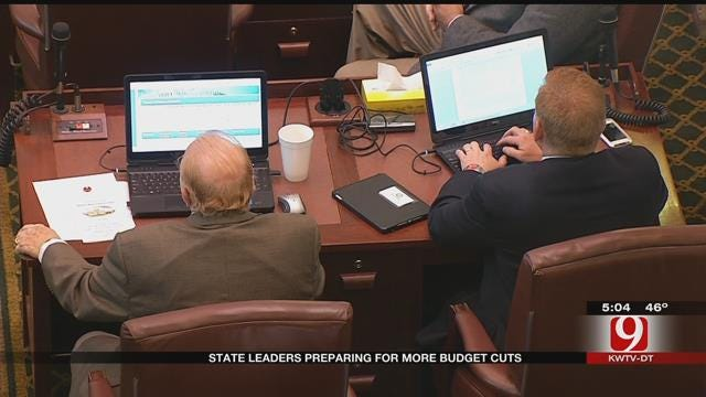 State Leaders Preparing For More Budget Cuts In Oklahoma