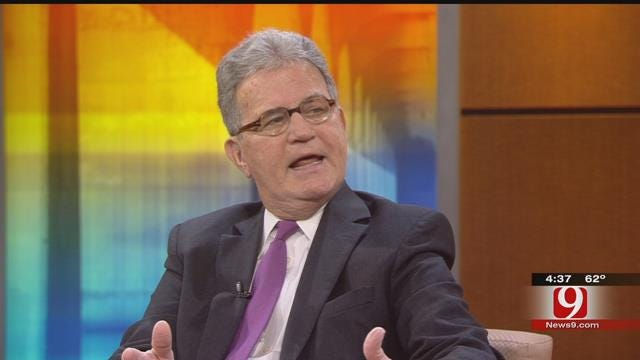 Former Sen. Tom Coburn Talks About Trump Candidacy