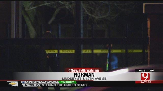 Norman Police Investigate Shooting That Critically Injured One