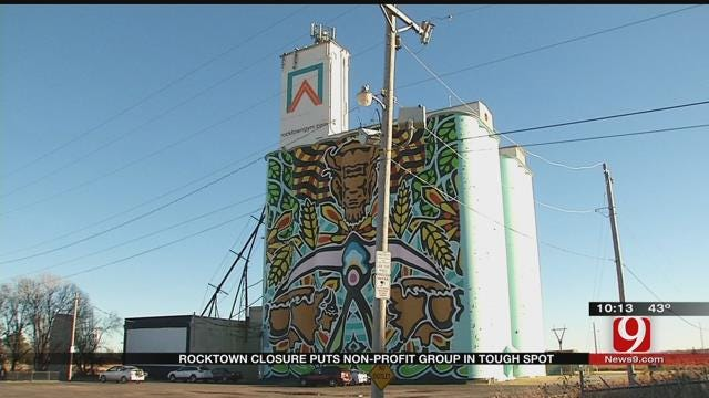 Rocktown Looks For New Home