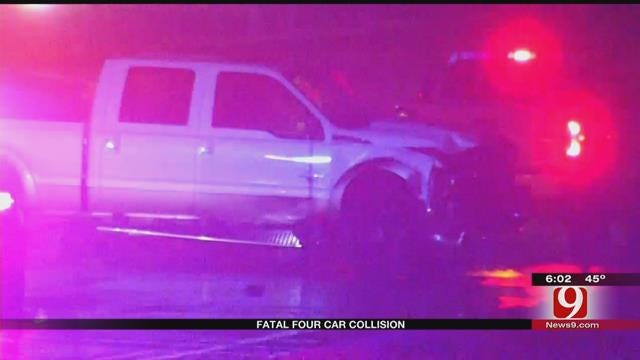 Wrong-Way Driver Causes Fatal Crash In SW OKC