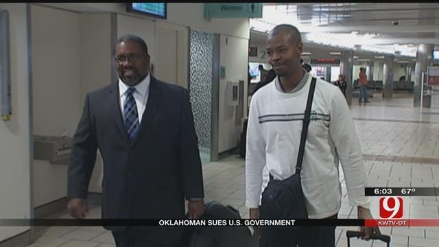 Oklahoman Sues US Government After Passport Was Flagged