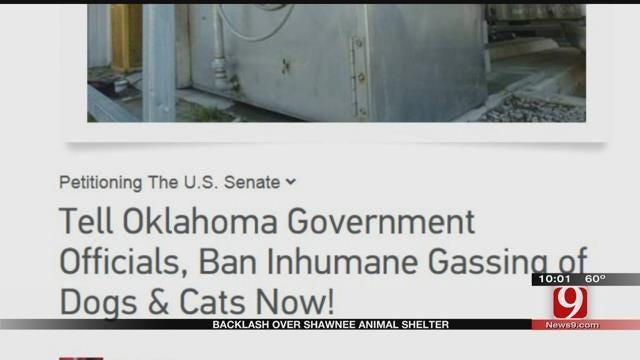 Backlash Over Shawnee Animal Shelter Gas Chamber