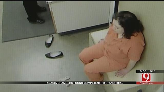 Judge Rules Adacia Chambers Competent To Stand Trial