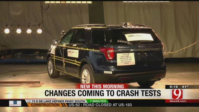 Major Change To Five-Star Safety Ratings For New Cars