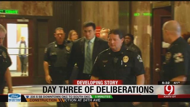 Jurors To Resume Deliberations In Daniel Holtzclaw Trial