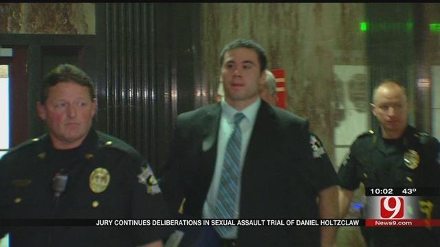 Jurors Break For The Night, Will Reconvene Wednesday Morning