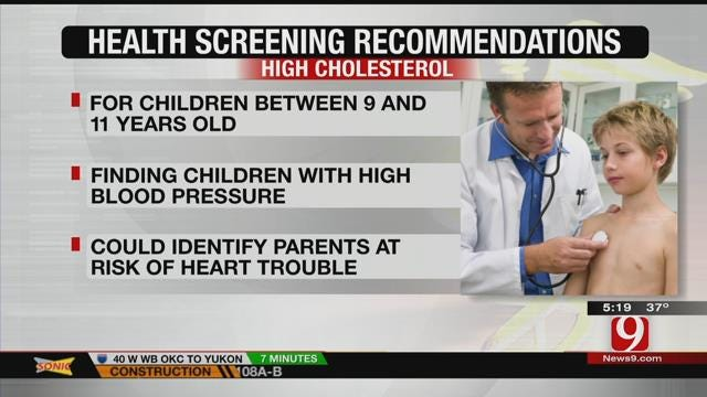 Pediatricians Call For Children To Get More Screenings During Check-Ups
