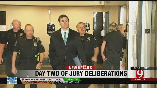 Jury To Continue Deliberations In Rape Trial Of Former OKC Officer